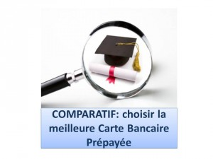 Grand Comparatif Carte Bancaire Prepayee