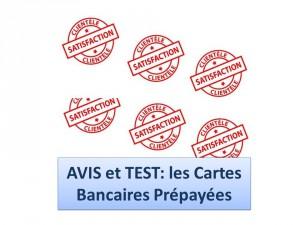 Test et Avis Carte Bancaire Prepayee