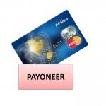 carte payoneer