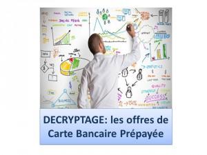decryptage des offres carte bancaire prepayee