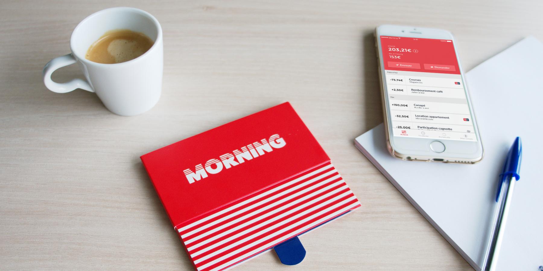 Payname devient Morning et se dirige vers la case faillite<span class=