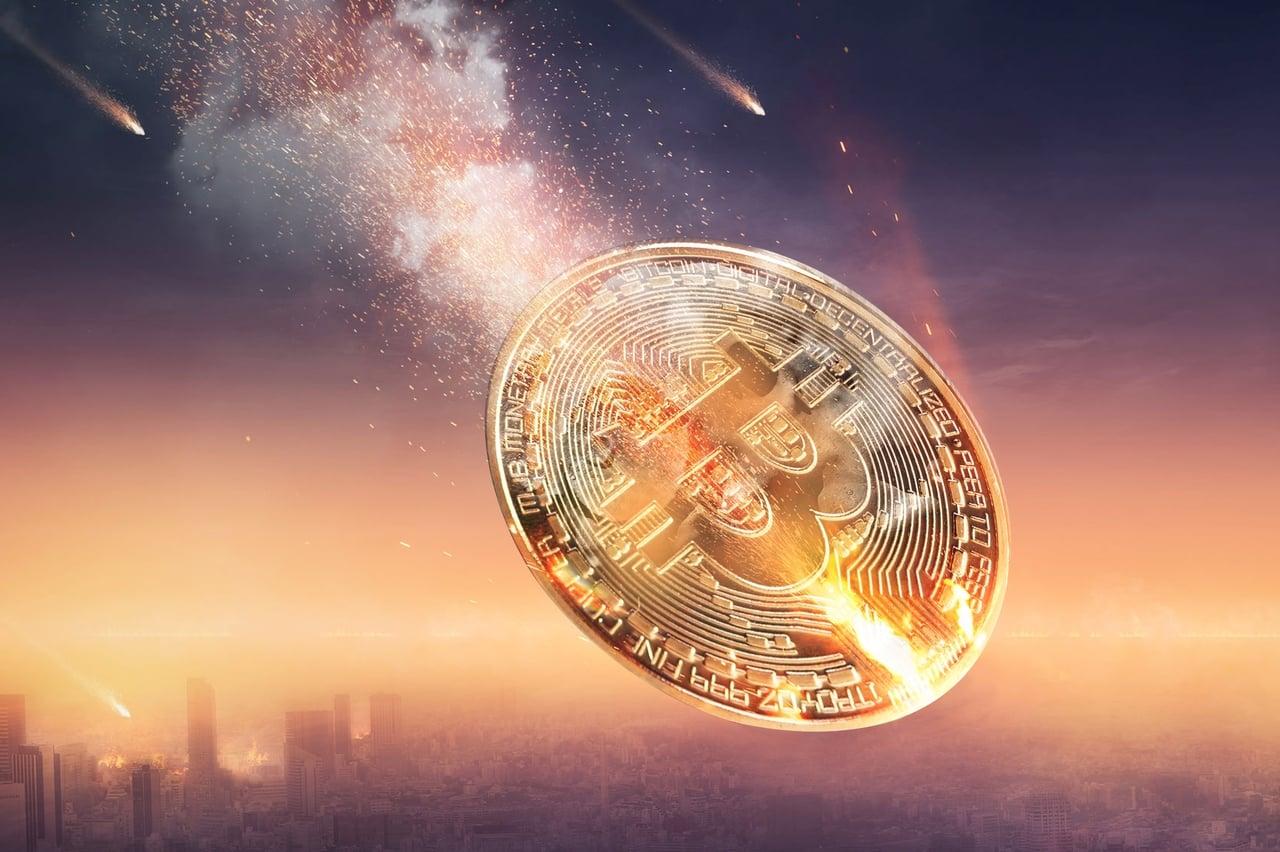 Chute du Bitcoin, stop ou encore ?