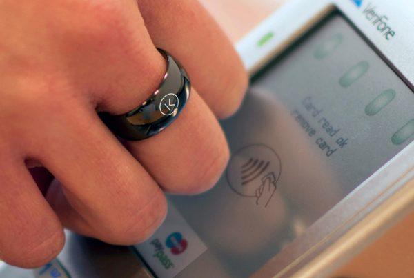 k-ring-bague de paiement sans contact