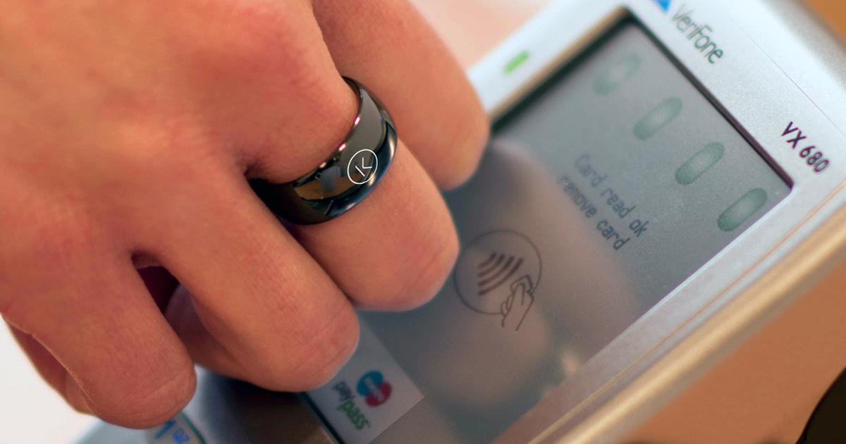 La bague de paiement sans contact pour remplacer cartes et Smartphones ?