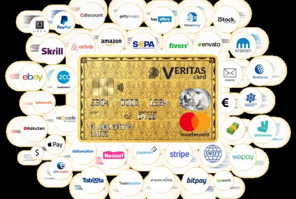 Recharger son compte sans banque Veritas avec RIB