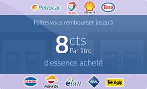 offre Veritas remboursement des frais de carburant