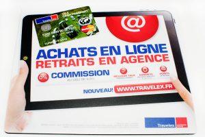 Travelex Cash Passport carte bancaire prépayée multidevises-1