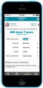 application-mobile-anytime-meilleure carte bancaire prépayée