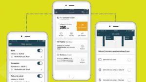 application-mobile-c-zam-meilleure carte bancaire prépayée
