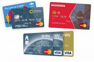 la cotisation de la carte bancaire est en hausse