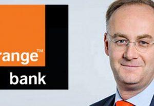 Paul De leusse carte Visa Premium Orange