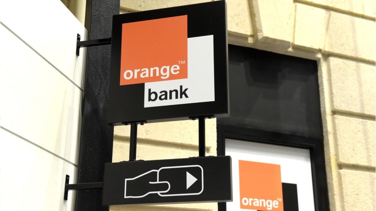 Carte Visa Premium Orange avec cryptogramme dynamique
