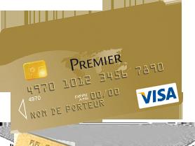 C'est quoi la carte Visa Premier