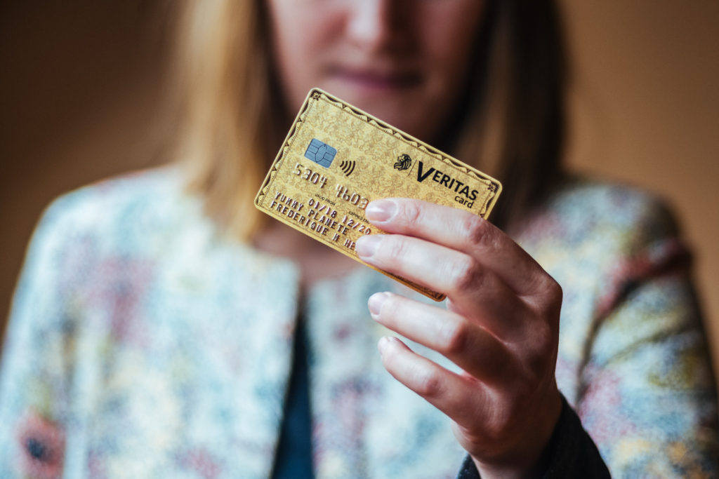 Documents à fournir pour ouvrir un compte carte Veritas