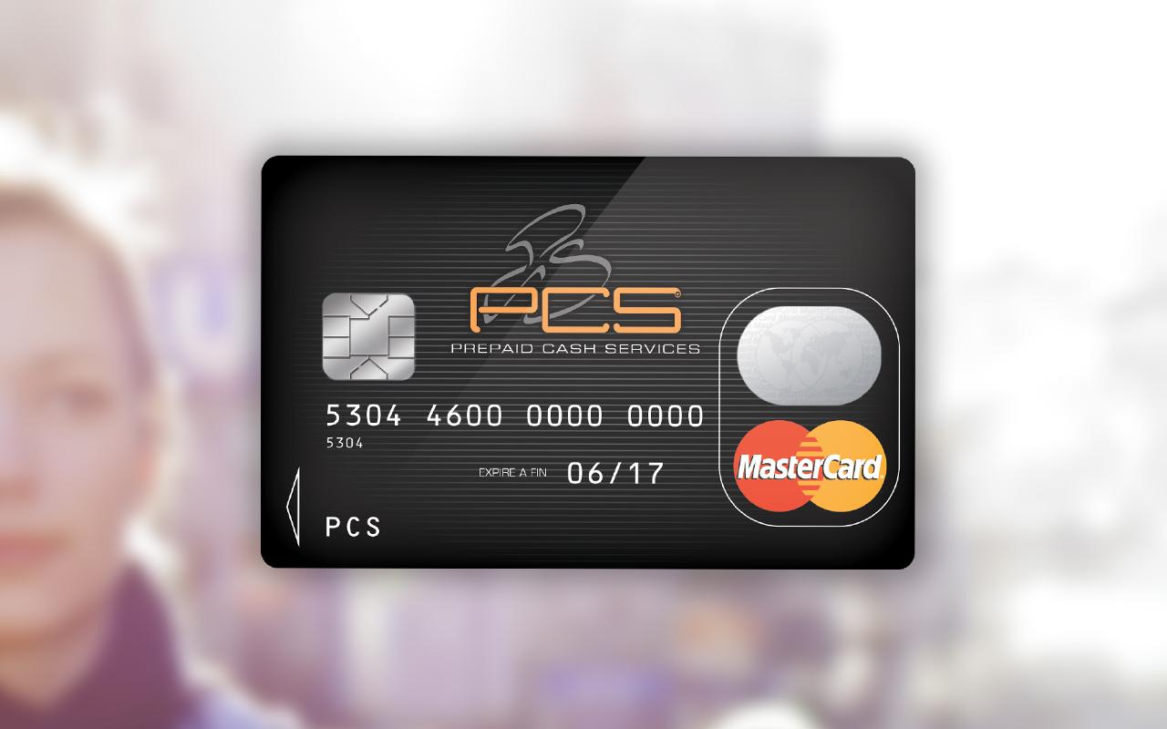 Qu'est-ce qu'une carte PCS?