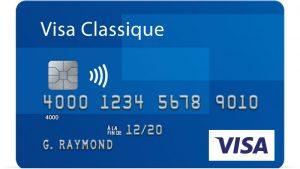 Qu'est-ce qu'une carte bleue visa