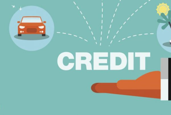 crédit avec une carte bancaire prépayée
