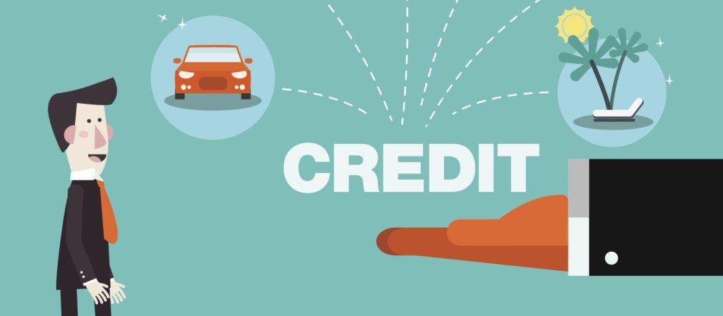Obtenir un crédit avec une carte bancaire prépayée?