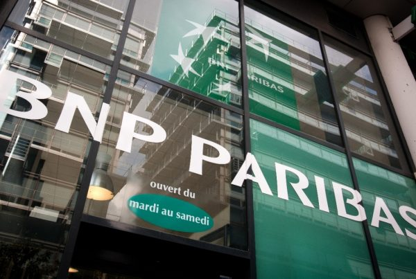 Compte courant de BNP Paribas