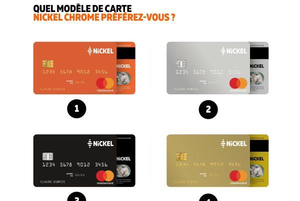 Nickel votre carte bancaire en 5 minutes