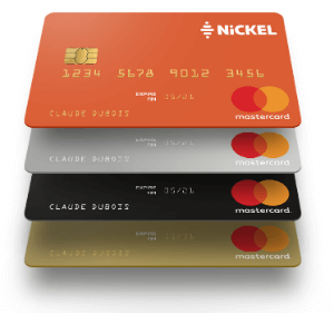 carte-Nickel votre carte bancaire