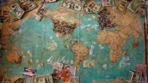 Les frais pour un achat par carte à l'étranger en 2020