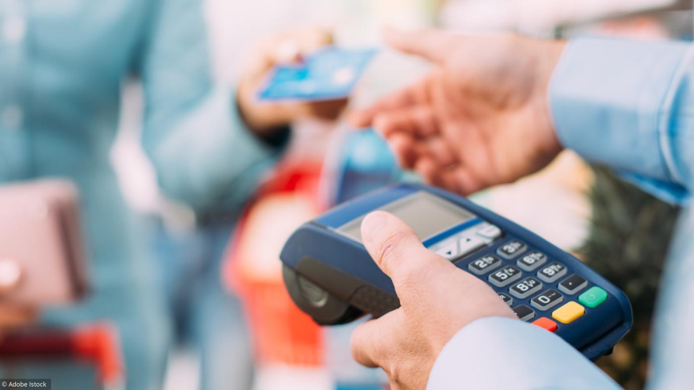 Les frais pour un achat par carte à l'étranger