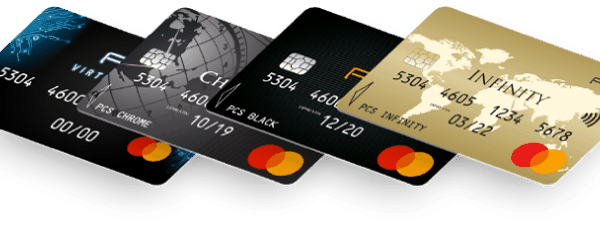 MasterCard PCS Infinity pour dépenser comme vous le voulez
