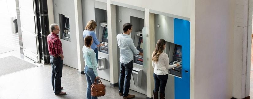 Les agences sans employés: l'avenir des banques?
