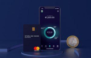 starling carte bancaire à prêter pour les confinés