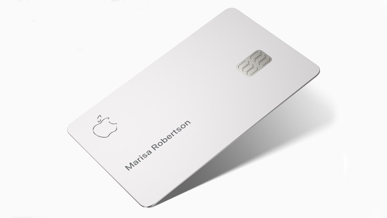 Les nouveaux avantages de la carte bancaire d'Apple