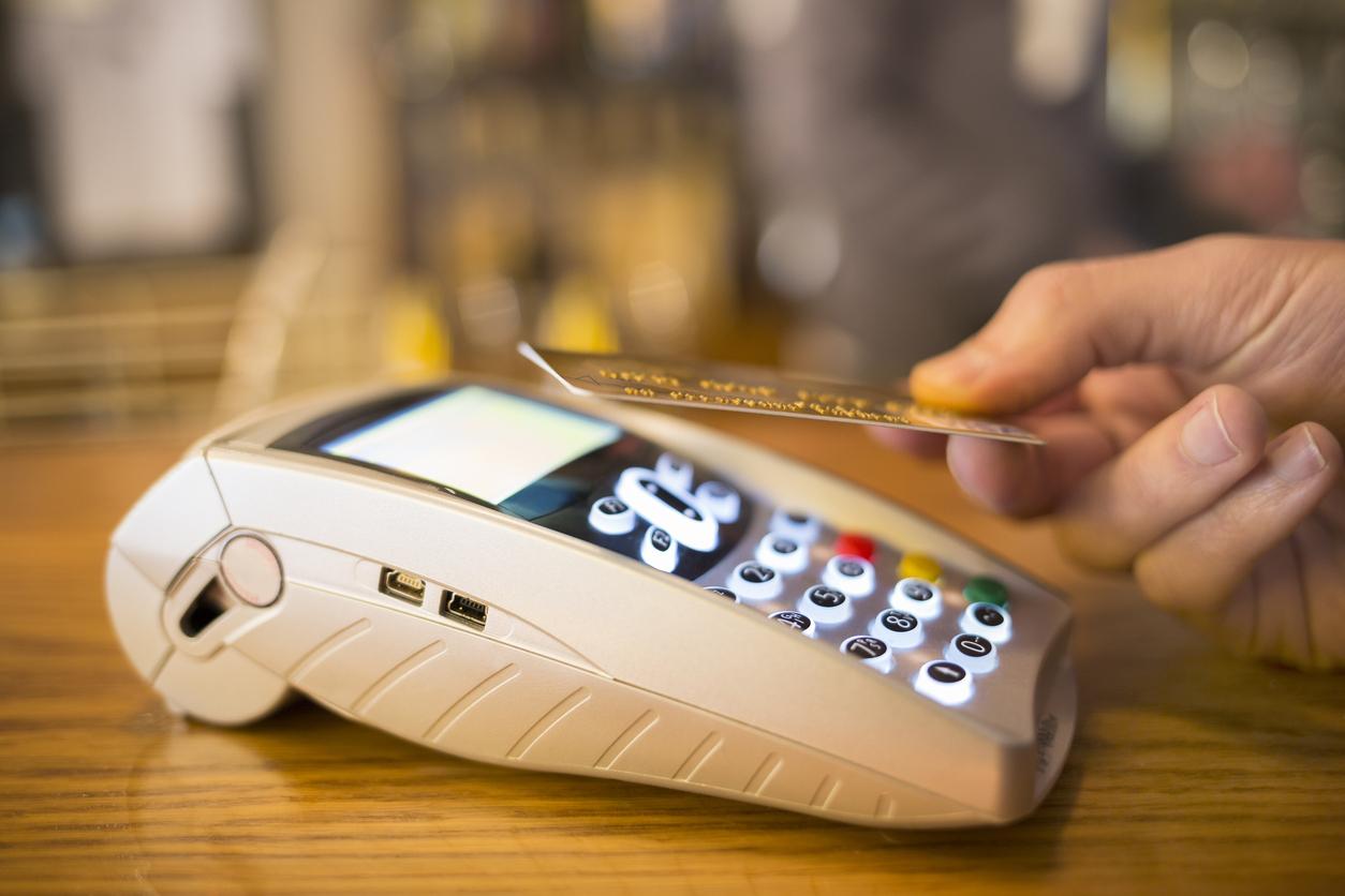 Des paiements sans contact faits à mon insu