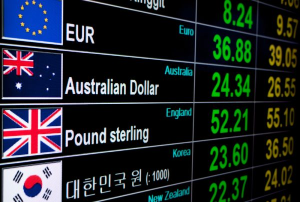 Les frais pour un achat par carte à l'étranger-forex