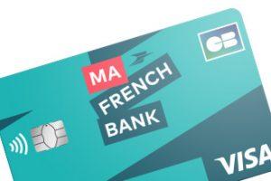 TOP Carte Bancaire Prepayee avec rib ma french bank