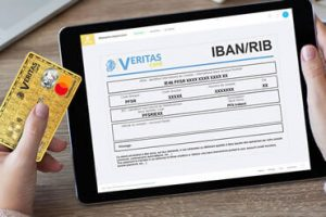Veritas Card la carte bancaire prépayée avec RIB